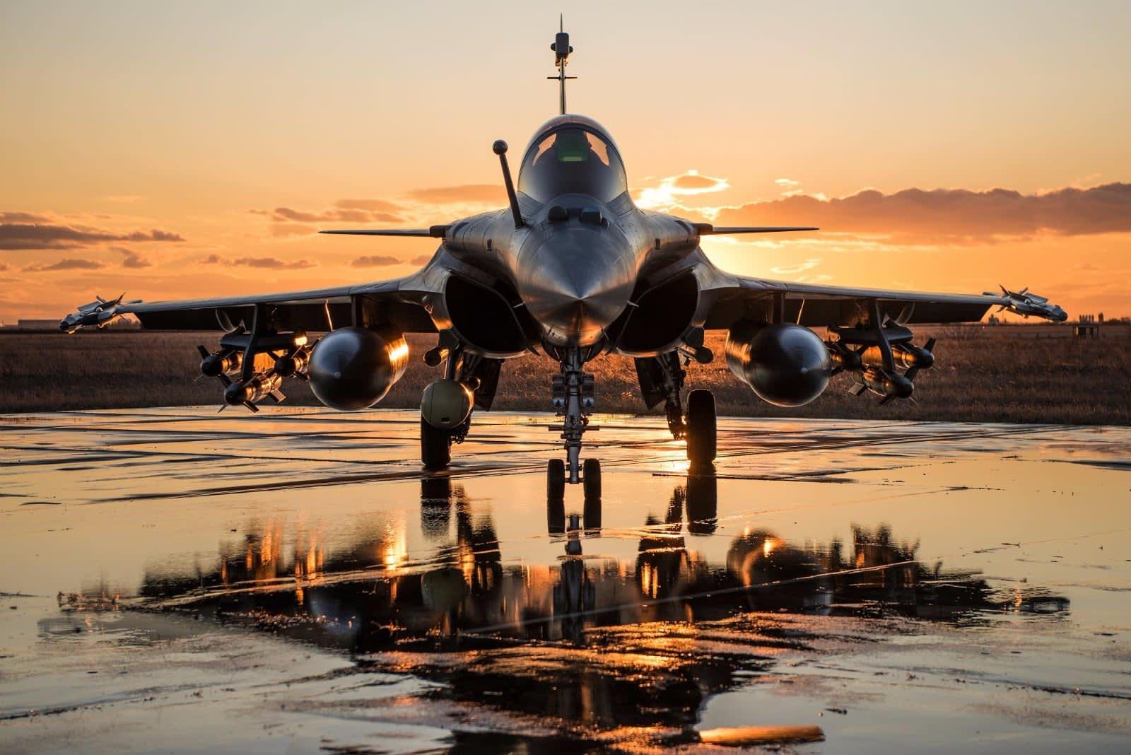 Rafale International Concretise Ses Engagements De Retour Economique Press Kits De Dassault Aviation