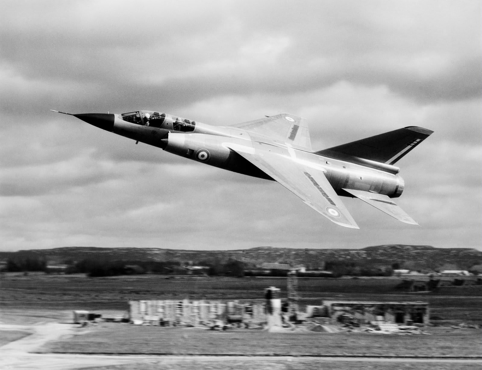 Mirage III F2 F3: origins, characteristics and performance data