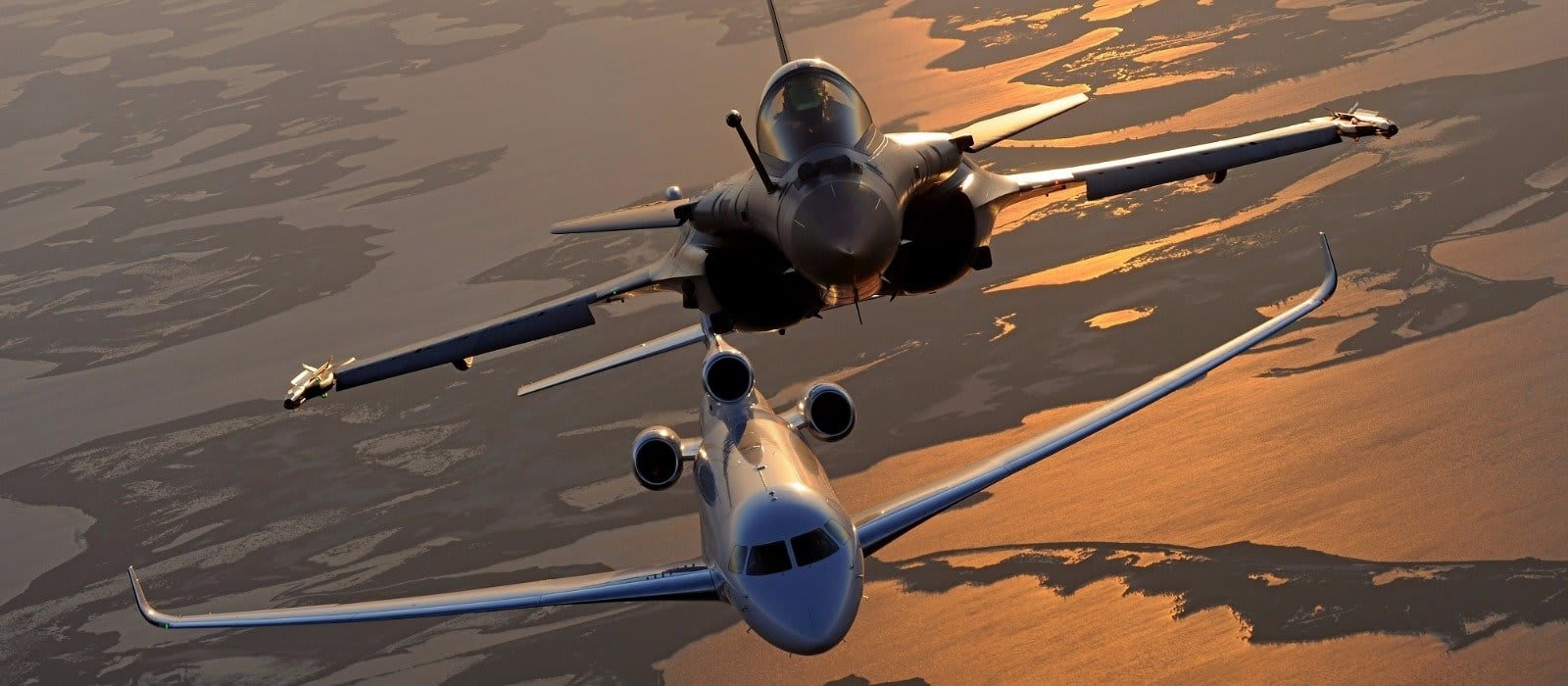 About Dassault Aviation Group