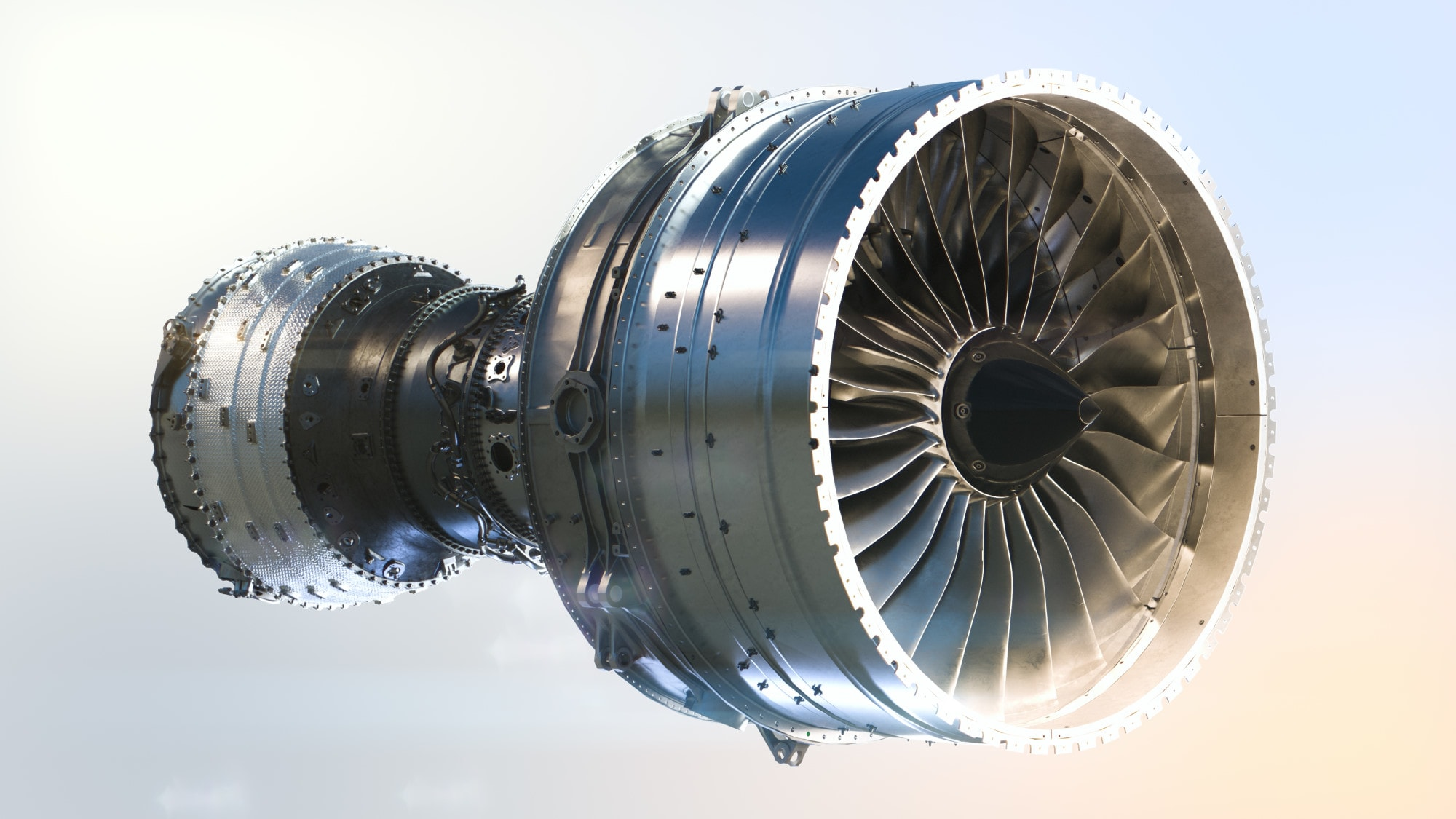 Rolls Royce Pearl 10X engine for Falcon 10X