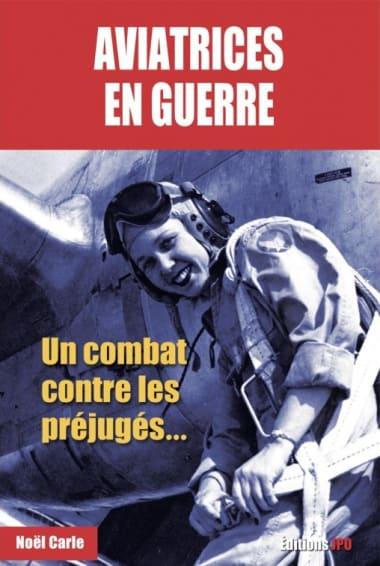Livre : Aviatrices en guerre