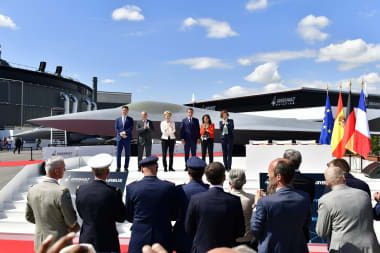 Bourget 2019 - reveal