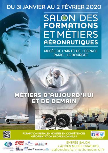 Salon des Formations Aéronautiques 2020