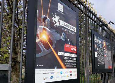Exposition « L'industrie vue du ciel » 2020