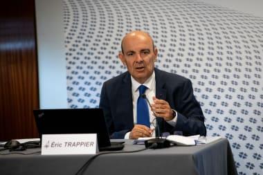 Éric Trappier, Président-directeur général de Dassault Aviation