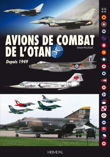 Livre Avions de combat de l'Otan, depuis 1949