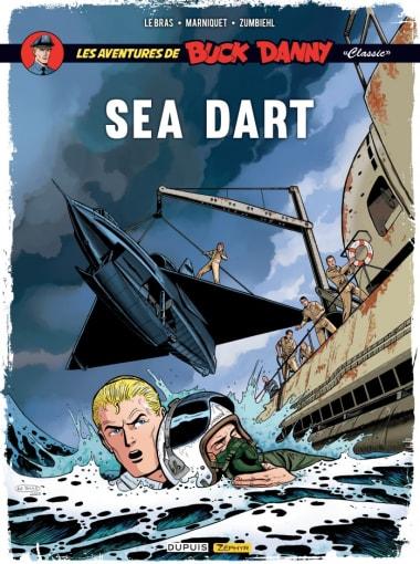 """BD """"Buck Danny - Tome 7 : Buck Danny Classic - Sea Dart"""""""
