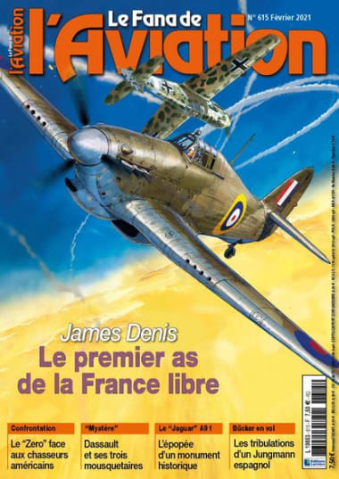 Fana de l'aviation - février 2021