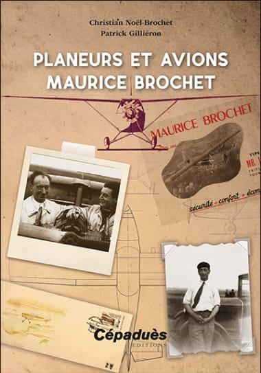 Couverture livre Planeurs et avions Maurice Brochet