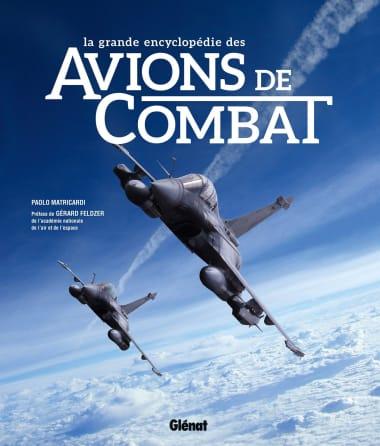 Livre : Avions de combat encyclopedie