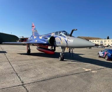 80 ans de l'Escadron de Chasse 2/5 Île de France