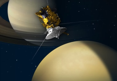 Cassini Nasa