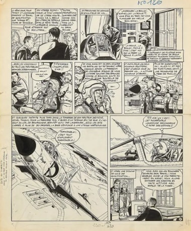 Uderzo at auction