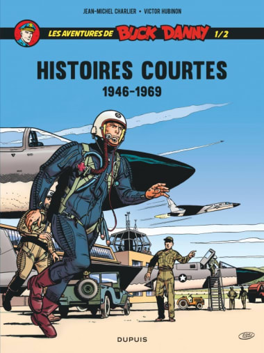 Histoires courtes Buck Danny Tome 1