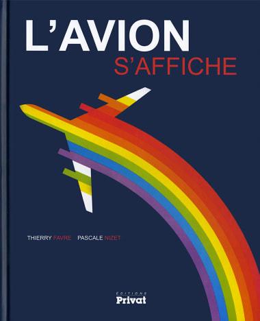 """Livre - """"L'avion s'affiche"""""""