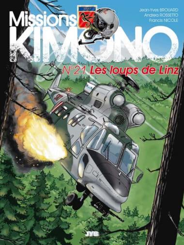 Missions Kimono volume 21