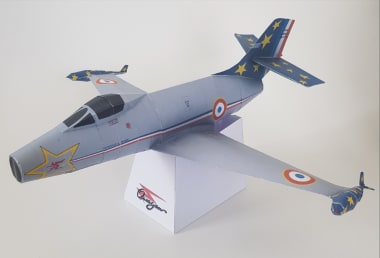 Ouragan Papercraft