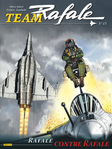 Team Rafale Tome 13